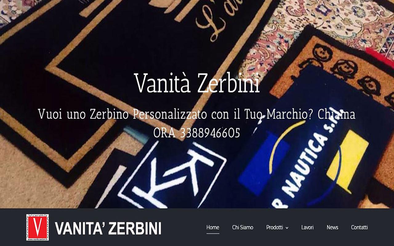 Creazione Siti web vanita