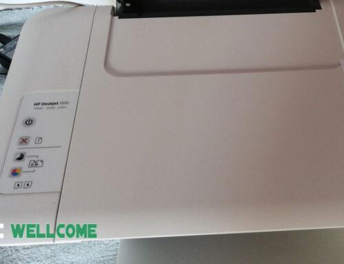 stampante hp deskjet